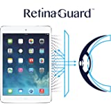 RetinaGuard Anti-blue Light Screen protector for iPad Air / iPad Air 2 / iPad pro 9.7 - SGS & Intertek Tested - Blocks Excessive Harmful Blue Light, Reduce Eye Fatigue and Eye Strain