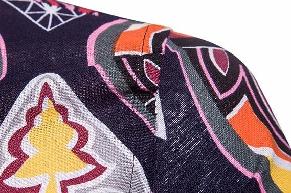 Amazon.com: kaifongfu Mens Long Sleeve Shirt,Business Slim Fit Long Sleeve Shirt for Men Print Blouse Top: Clothing