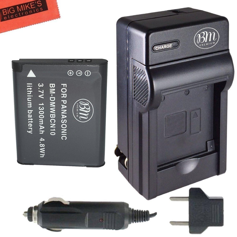 Amazon.com: Bm DMW-BCN10 Premium – Batería y Cargador para ...