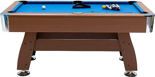 MASGAMES | Billar Masgames Deluxe 6ft | billar más pequeño 183 cm ...
