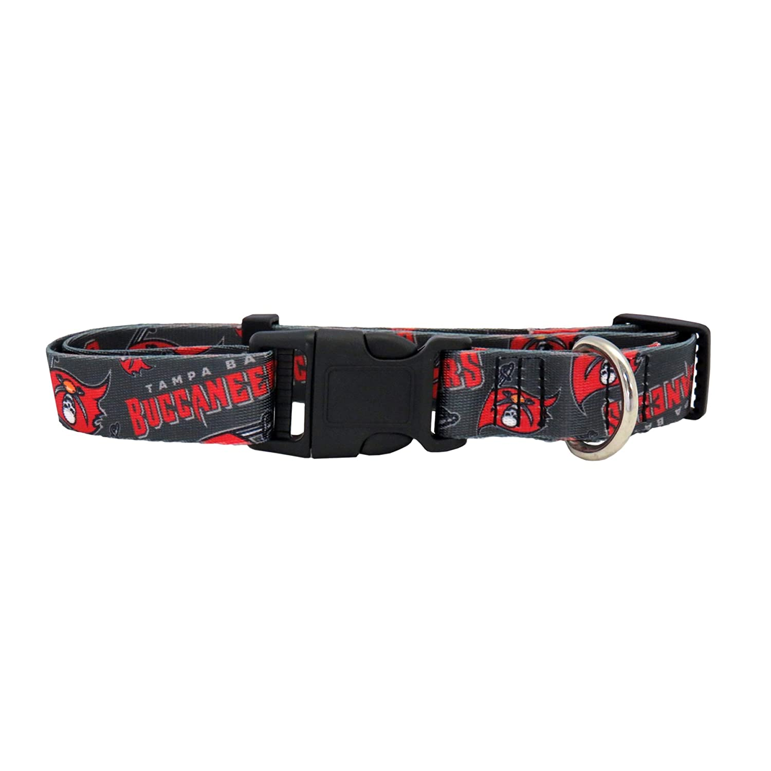 Small NFL Tampa Bay Buccaneers Team Pet Collar