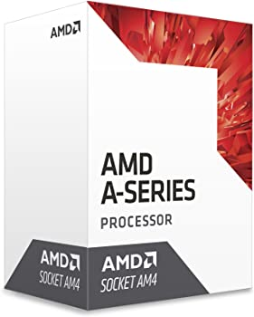 AMD Bristol Ridge Quad-Core AM4 Processor + AMD Motherboard