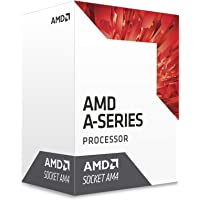 AMD AD9700AGABBOX Processor Quad-Core with Radeon R7 Graphics