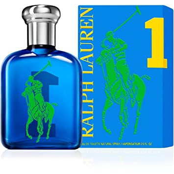 The Big Pony Collection # 1 by Ralph Lauren for Men - 2.5 Ounce EDT Spray