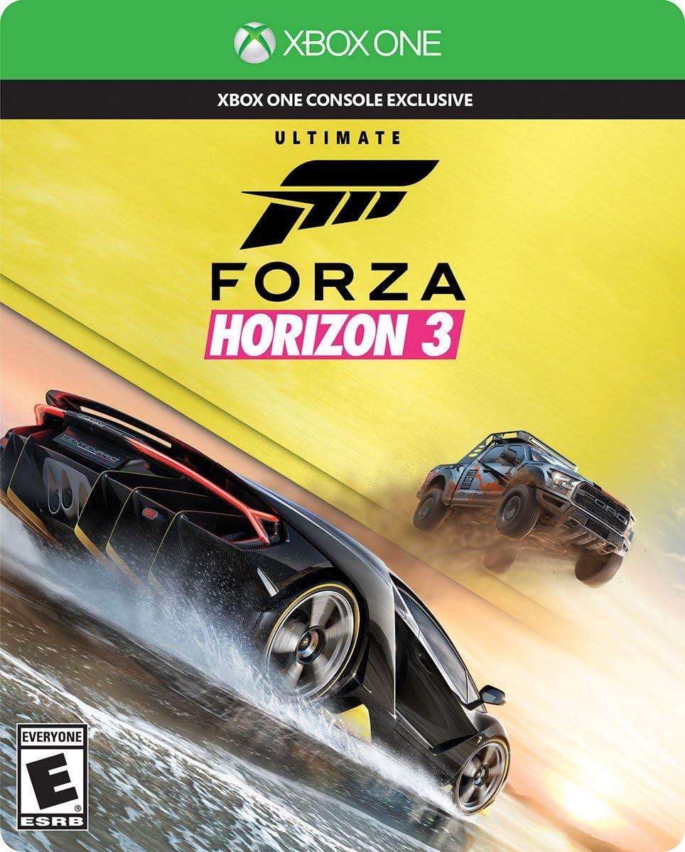 Amazon Forza Horizon 3