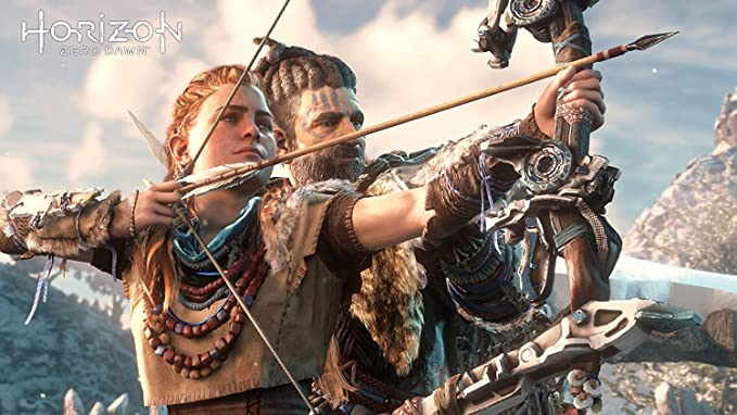 Sony Horizon Zero Dawn: Complete Edition Básica + DLC PlayStation ...