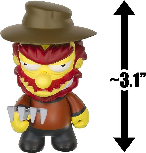 The Simpsons Treehouse of Horrors Vinyl Mini Figure Kidrobot Willie