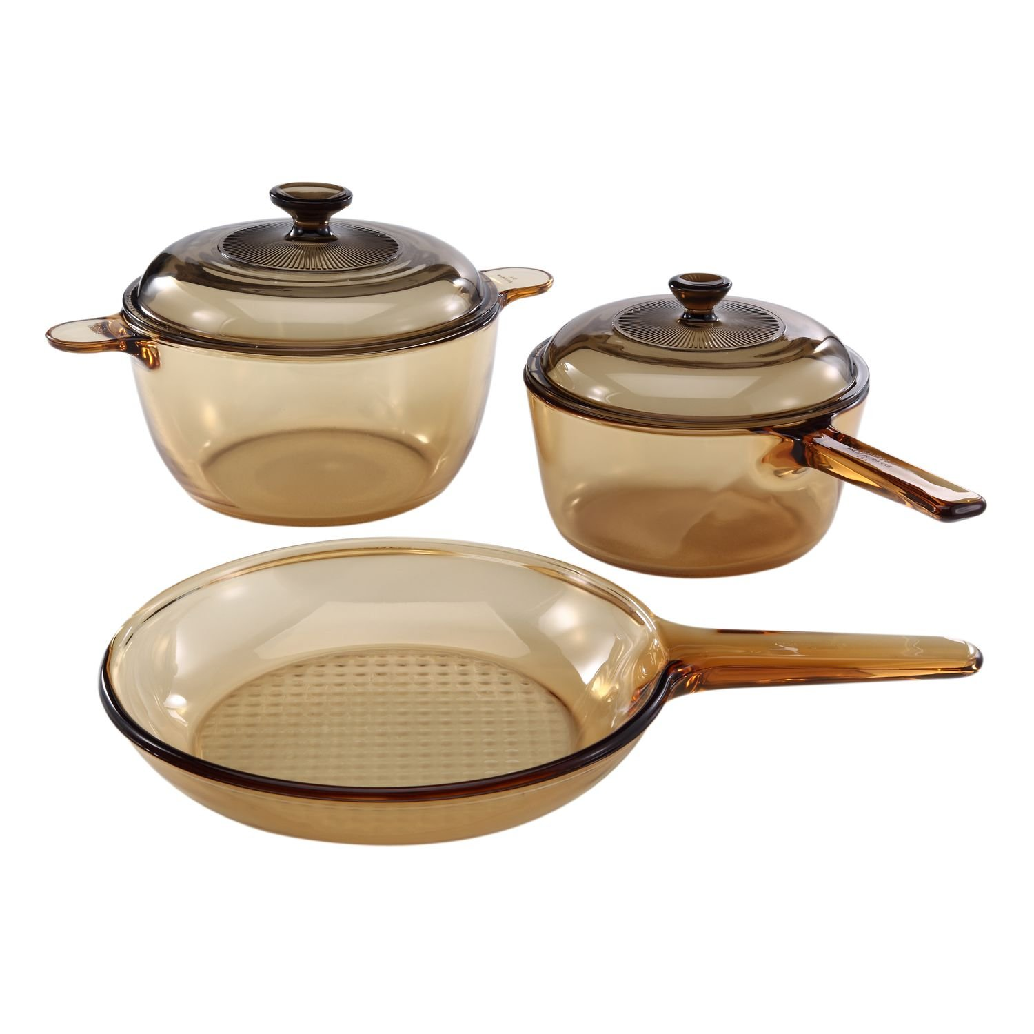 VISIONS 5-pc Cookware Set