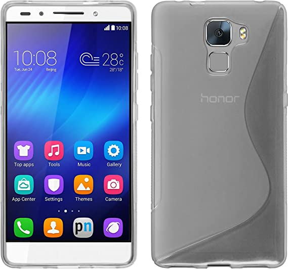 PhoneNatic Funda de Silicona Compatible con Huawei Honor 7: Amazon ...