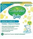 Culturelle 康萃乐 Baby Grow + Thrive Probiotics +维生素D 有益菌补充剂 30粒