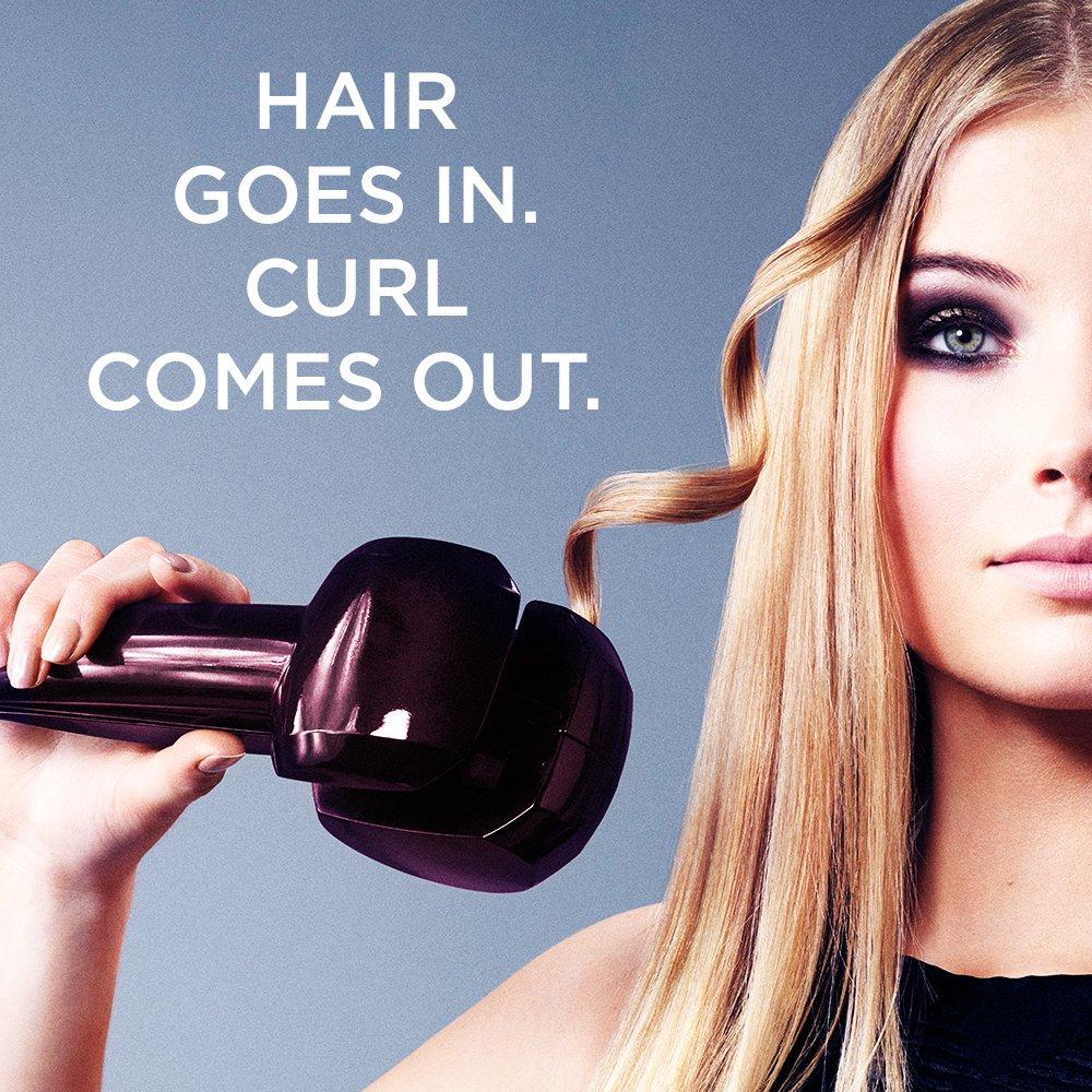 Conair Infiniti Pro Automatic curling iron Negro - Moldeador de pelo (Automatic curling iron, Negro): Amazon.es: Salud y cuidado personal