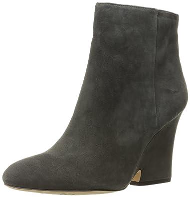 Sam Edelman Women's Wilson Ankle Bootie, Phantom Grey, ...