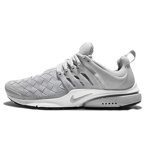 Nike Air Presto se 848186 - 002, Señor Zapatillas, Gris, Color Gris, Talla 47: Amazon.es: Zapatos y complementos