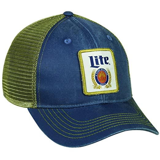 Amazon.com   Outdoor Cap Miller Lite Mesh Back Cap   Sports   Outdoors 1c44fcd2a68e
