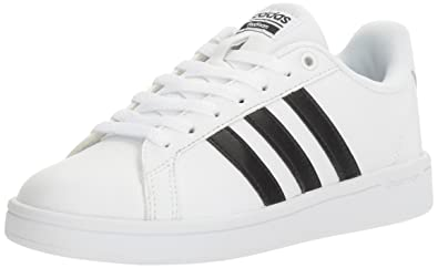 best service fdb5d 2be00 adidas Womens Shoes  Cloudfoam Advantage Sneakers BlackWhite, ...