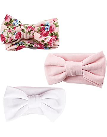 Handmade Girls Quilted Look a  like Hair Bow Bobbles Sold In Pairs SALE
