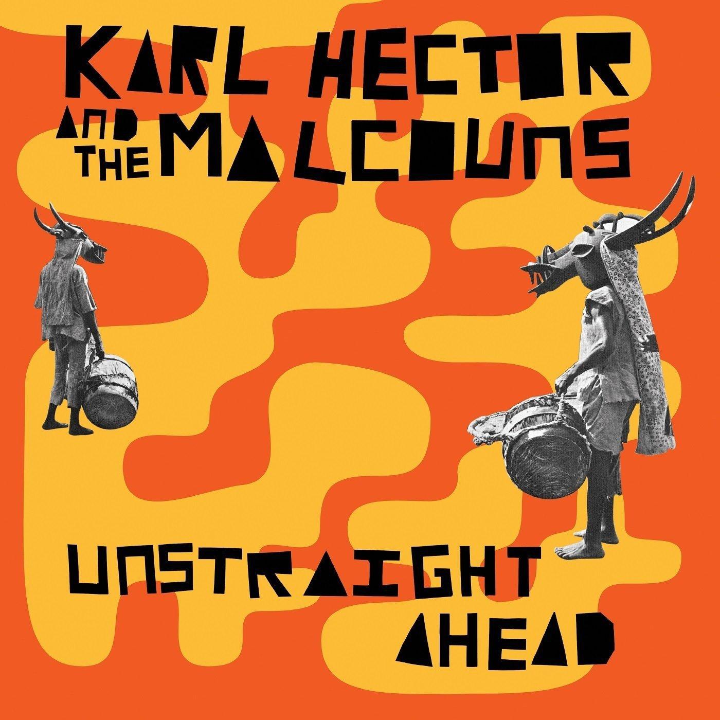 CD : Karl Hector - Unstraight Ahead (CD)