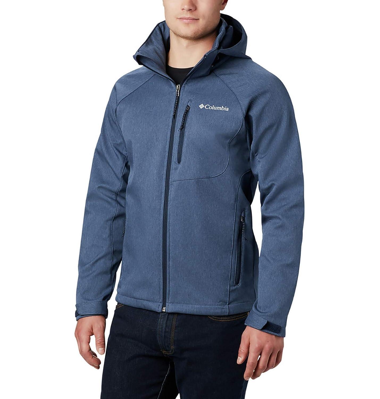 Columbia Herren Cascade Ridge Ii Softshell Jacket