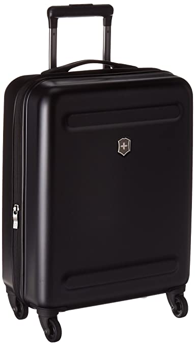 Amazon.com | Victorinox Etherius Global Expandable Spinner, Black | Suitcases
