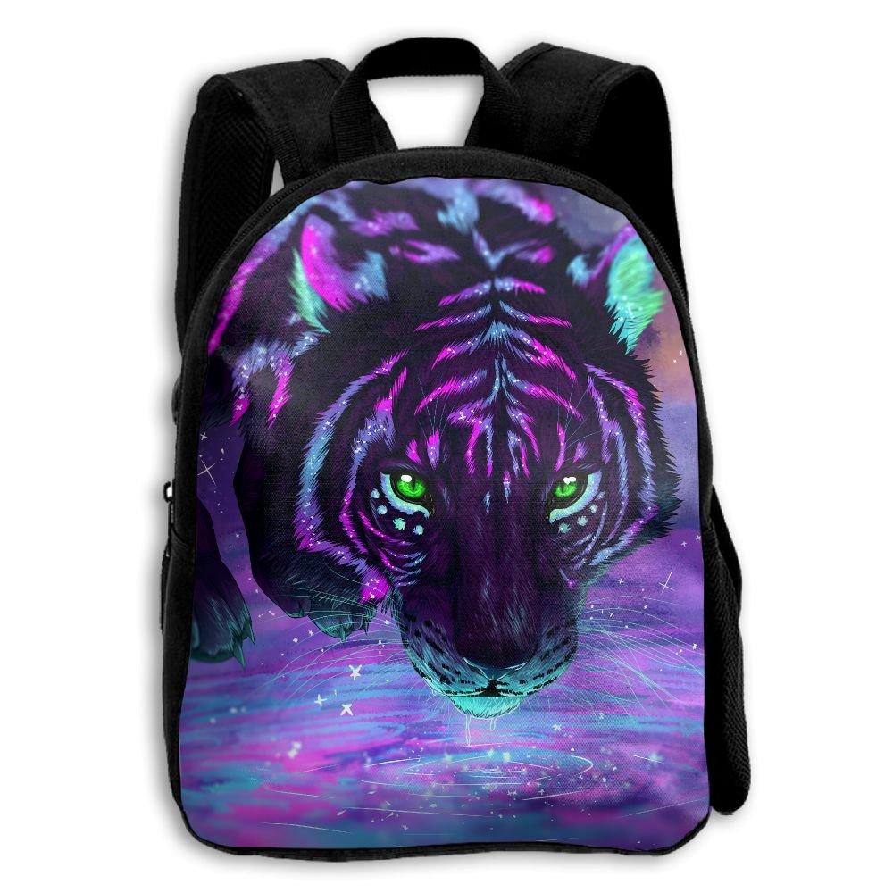 Disney Moana Large School Backpack All Over Prints Pua Hei Hei Bag Purple