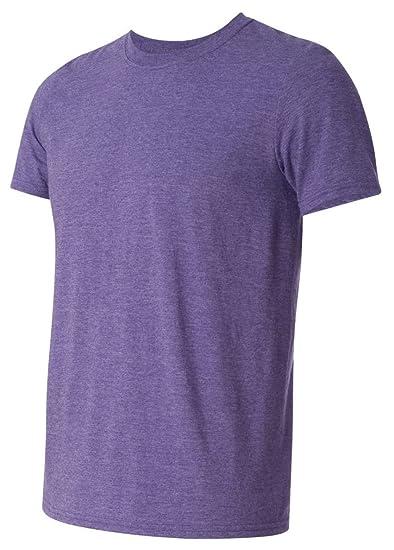 fd63c7236b Gildan Softstyle T-Shirt, Color Heather Purple, Size: X-Large