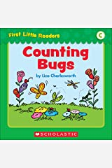 First Little Readers: Counting Bugs (Level C) Kindle Edition