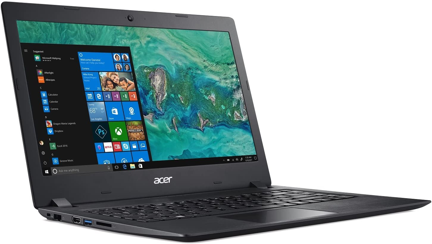 "Acer Aspire 1 A114-32-C1YA, 14"" Full HD, Intel Celeron N4000, 4GB DDR4, 64GB eMMC, Office 365 Personal, Windows 10 Home in S mode"