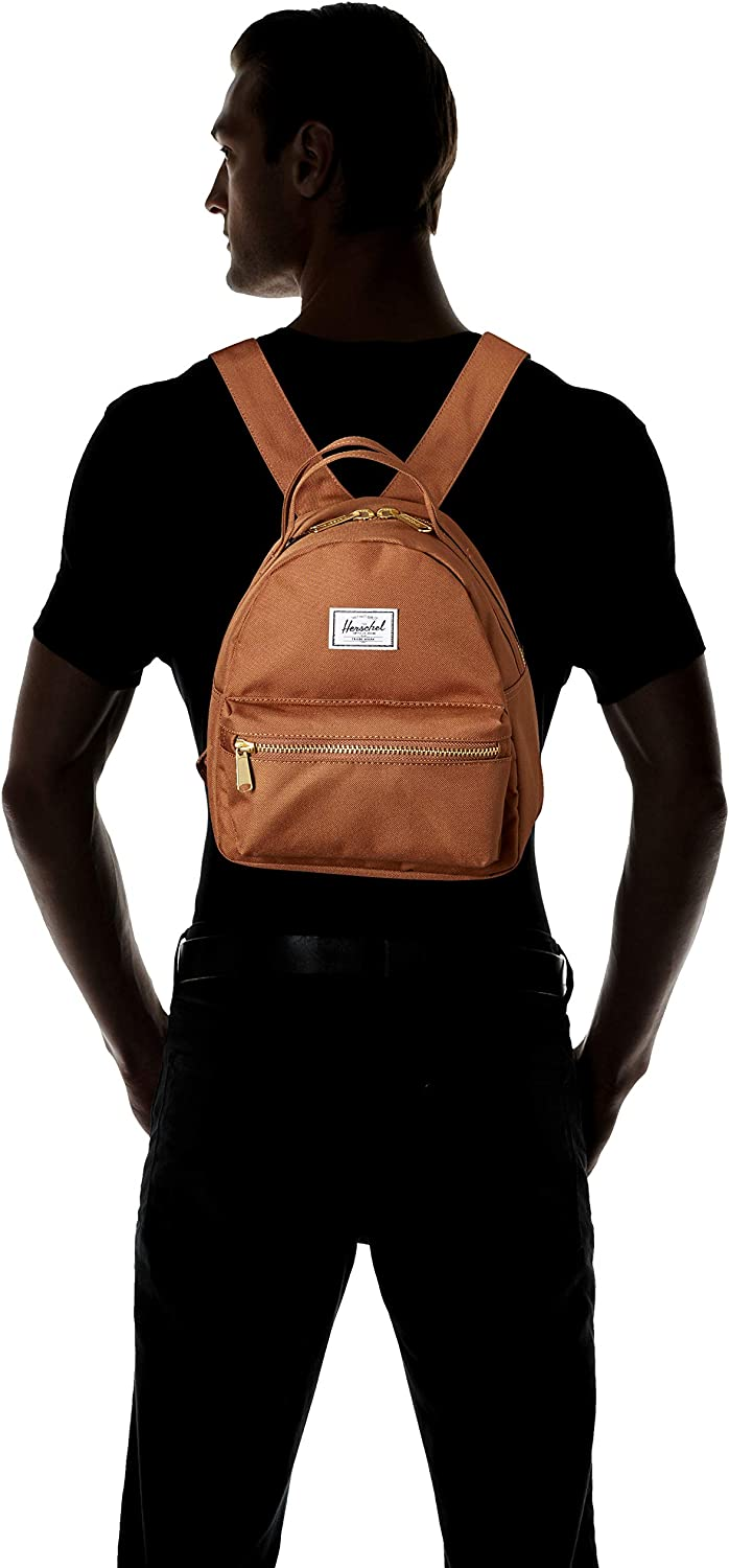 Saddle Brown Herschel Nova Backpack Mini 9L
