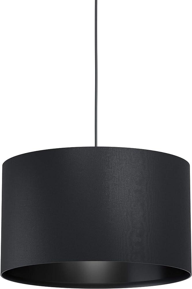 Eglo maserlo, lampadario a sospensione a 1 luce, Ø 38 cm 99042