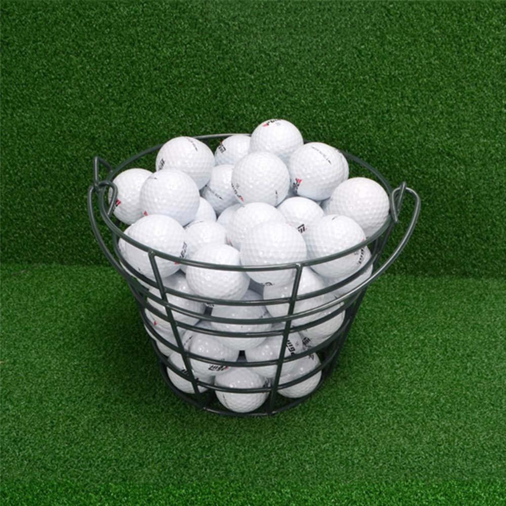 Amazon.com: kofull pelota de Golf gama Metal cesta Golfball ...