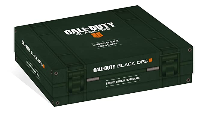 Exquisite Gaming - Big Box Call Of Duty Black Ops 4