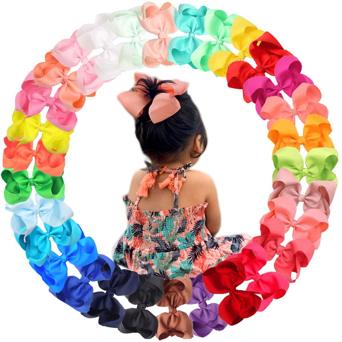 """3 /"""" 3 pulgadas de grogrén poliéster Cinta-para animar y arcos del pelo Select Color N-O"""