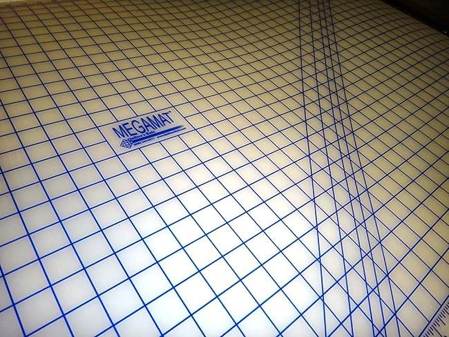 "Flexible Large Cutting Mat: Megamat 40"" x 72"""