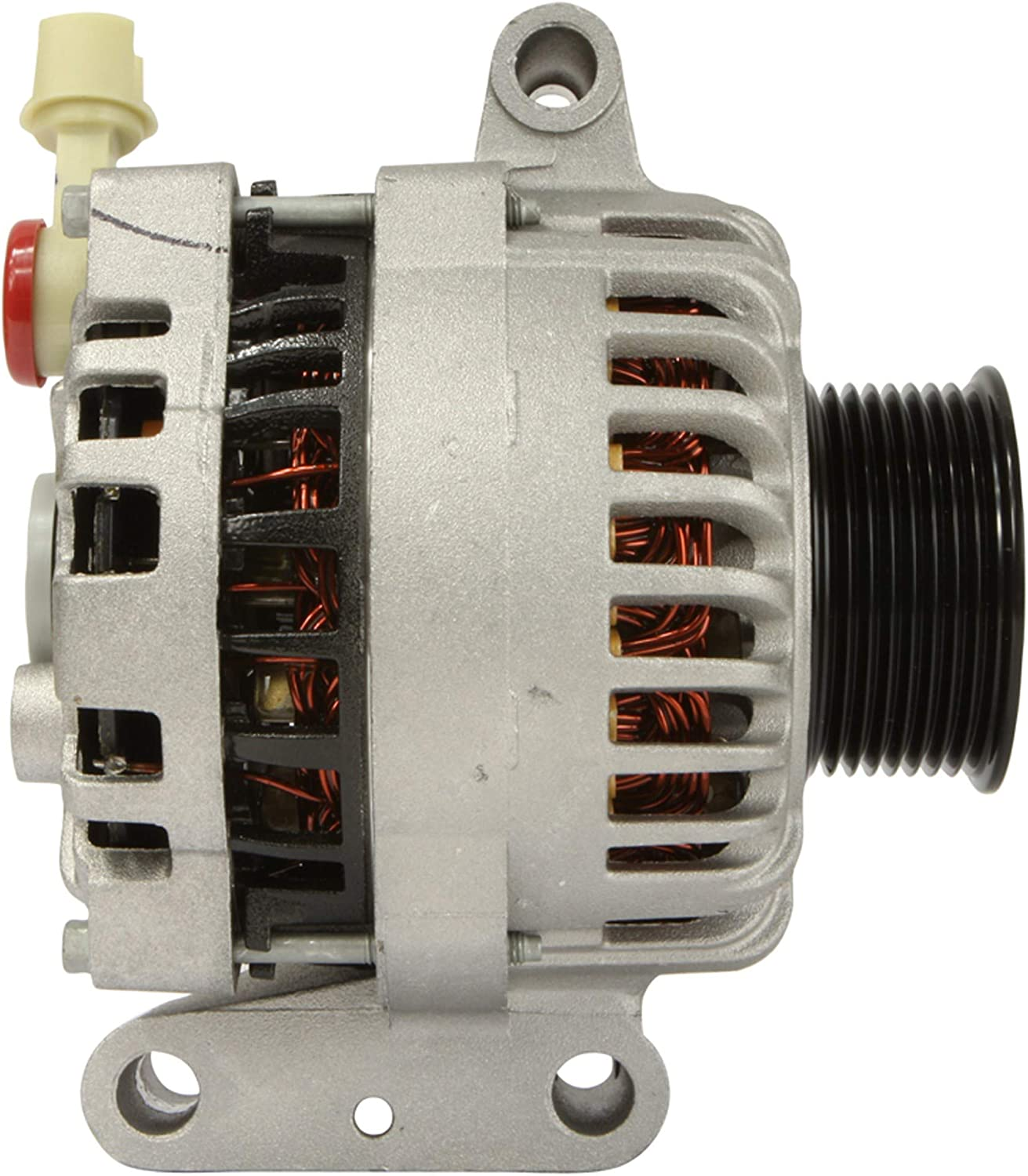 DB Electrical AFD0065 New Alternator For Ford E Series High Output F450 SUPER-DUTY TRUCK 99 00 01 1999 2000 2001 334-2281 400-14038 ALT-1600 7.3L 7.3 FORD VAN 99 00 01 02 03 1999 2000 2001 2002 2003