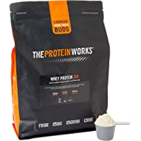 Whey Protein 360 Powder | Salted Caramel Bandit | High Protein Shake | No Added Sugar & Low Fat | Protein Blend | THE…