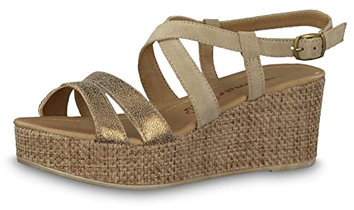 Tamaris 1 1 28041 20 Damen Sandale, Sandalette, Sommerschuhe für die modebewusste Frau
