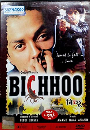 Amazonin Buy Bichhoo HINDI DVD 2000 Blu Ray Online At Best Prices In India
