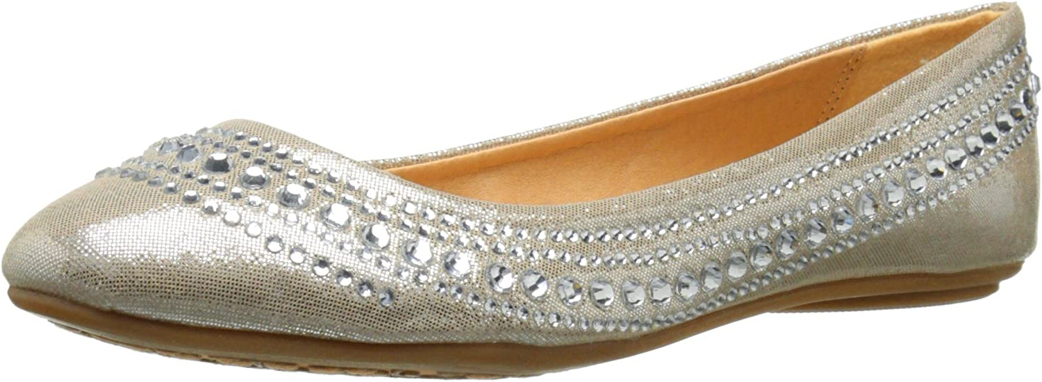 CL by Chinese Laundry Women's Hillary Disco Fab Ballet Flat
