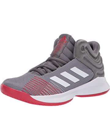 03651177546 adidas Kids  Pro Spark 2018 Basketball Shoe