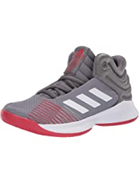 the latest 593a4 77f87 adidas Kids  Pro Spark 2018 Basketball Shoe,