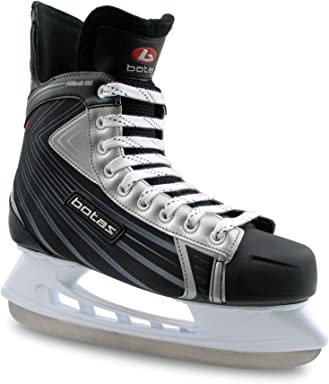 Botas - Attack 181 - Mens Ice Hockey Skates | Made in Europe (Czech Republic