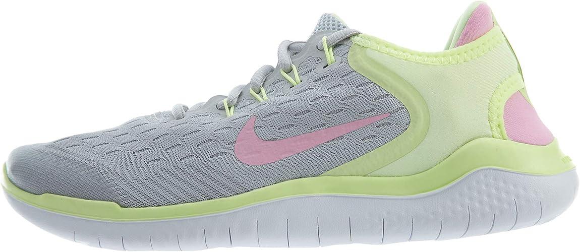 Nike Girls Free RN 2018 Running Shoe: Amazon.es: Zapatos y ...