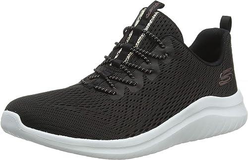 considerado marxista Inodoro  Skechers Women's Ultra Flex 2.0-Lite-Groove Trainers: Amazon.co.uk: Shoes &  Bags