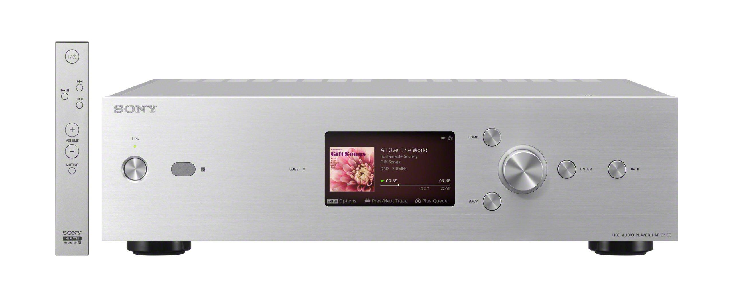 Sony HAPZ1ES 1TB Hi-Res Music Player System