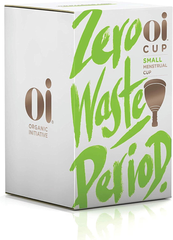 Oi - Copa menstrual pequeña: Amazon.es: Salud y cuidado personal