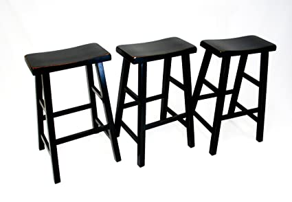 Luxury 3 Pack Bar Stools