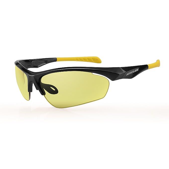 Amazon.com: CUBITERA asiático ajuste fotocromáticas anteojos ...