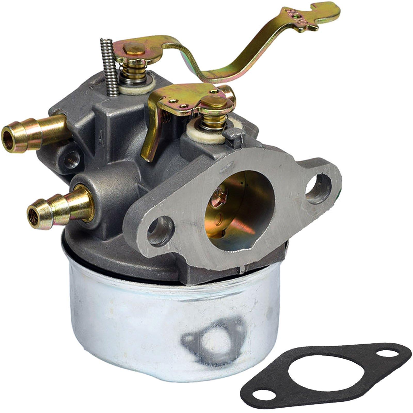 Carburetor for Tecumseh OHH60-71226E OH195XA-71257J OH195XP-71809D OHH60-71111E