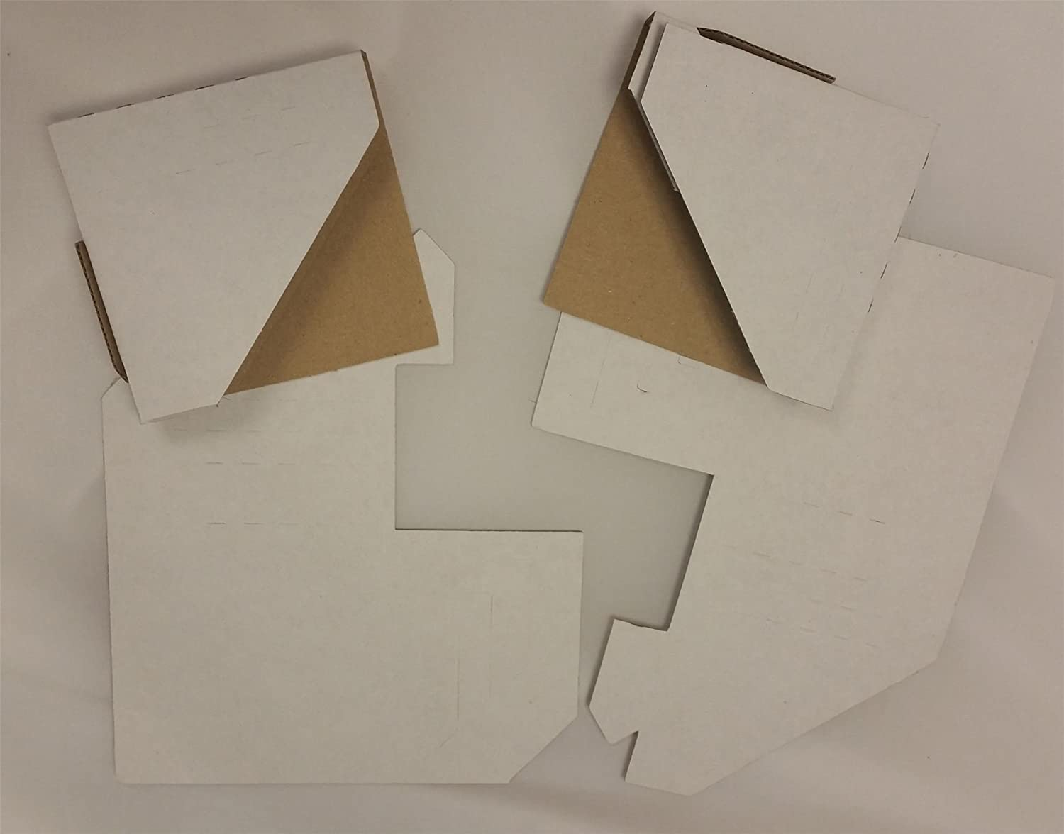 Art Supplies Other Art Supplies 10 X Cardboard Packaging Corners For Photo Framing And Mirror Protection