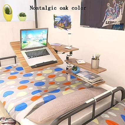 Estaciones de trabajo informáticas prácticas Mesa de la computadora del tablero doble Litera del dormitorio de